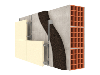 Insulation of Ventilated Facades